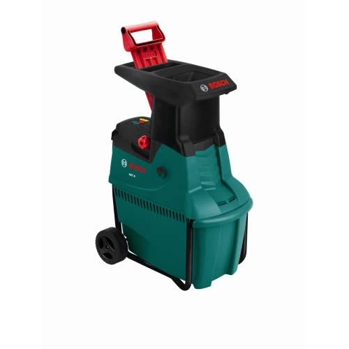 Bosch AXT 25 D Quiet Shredder, Cutting Capacity 40 mm