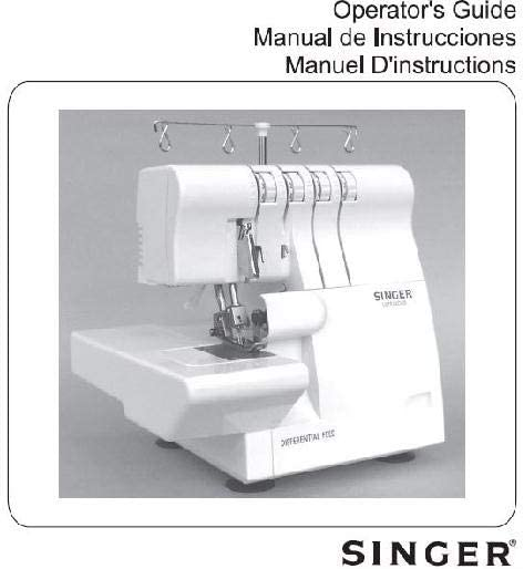 Descargar Pdf-File Singer 14SH644 Máquina de coser: Amazon.es: Hogar