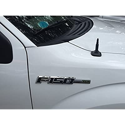 AntennaX 223 Cal Black Bullet (2.75-inch) Ammo Antenna for Toyota Tundra: Automotive