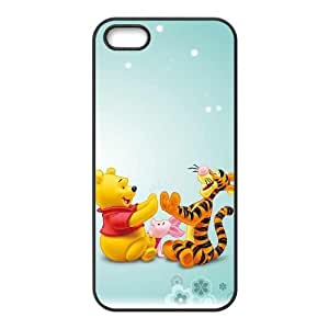 Tigger & Pooh and a Musical Too iPhone 4 4s Cell Phone Case Black Phone cover U8469970