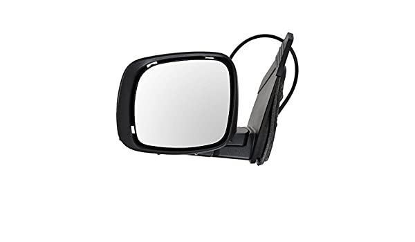 Power Heated Mirror Driver Side Left Hand LH for 08-10 Town /& Country Caravan