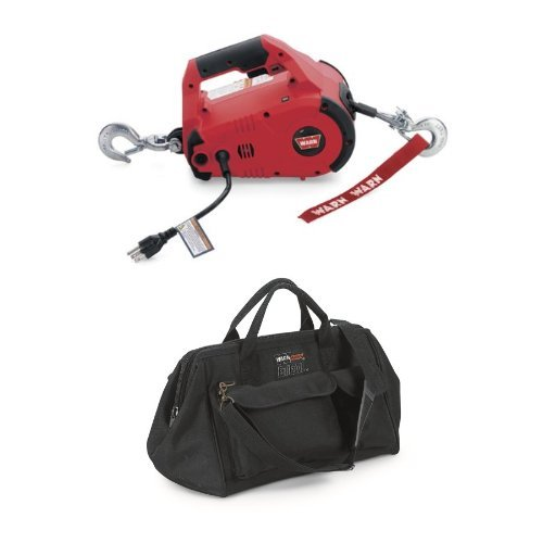 WARN Corded PullzAll and Rigging Kit Bundle