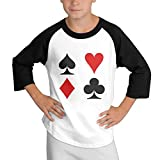 QulujianG Playing Card Suits Y