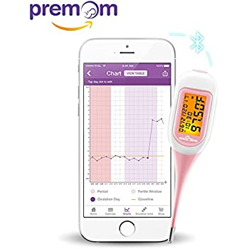 easy home smart fertility tracker bluetooth oral basal thermometer ebt 500 with ios. Black Bedroom Furniture Sets. Home Design Ideas