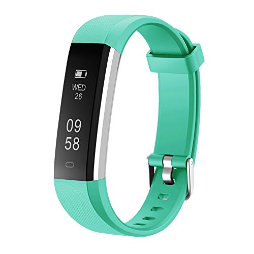 Fitness Tracker - Letscom Activity Tracker - IP67 Water Resistant Smart Bracelet as Step Counter - Sleep Monitor - Pedometer - Calorie Counter Watch for Kids Women Men