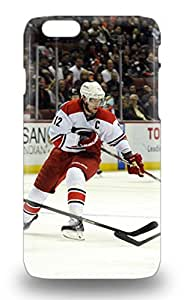 Iphone 6 Hybrid Tpu 3D PC Soft Case Cover Silicon Bumper NHL Carolina Hurricanes Eric Staal #12 ( Custom Picture iPhone 6, iPhone 6 PLUS, iPhone 5, iPhone 5S, iPhone 5C, iPhone 4, iPhone 4S,Galaxy S6,Galaxy S5,Galaxy S4,Galaxy S3,Note 3,iPad Mini-Mini 2,iPad Air )