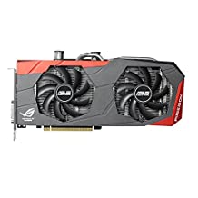 ASUS ROG POSEIDON GeForce GTX 980 4 GB DDR5 256-bit DisplayPort HDMI 2.0 DVI-I Graphics Card