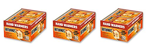 HotHands Hand Warmers 40 Pair Value Pack (.3 PACK)