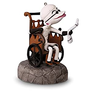 Amazon.com: Hallmark Keepsake Tim Burton's The Nightmare Before ...