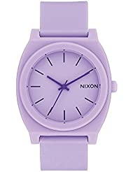 Nixon Womens Time Teller Watch, Matte Violet, One Size