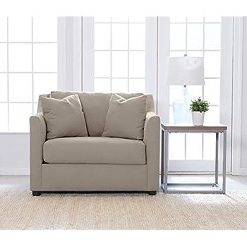 Amazon Com Stone Amp Beam Kristin Chair And A Half
