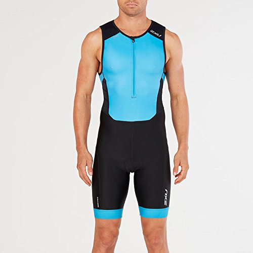 Black 2xu Blue Front Zip Perform dresden qR1Hgp