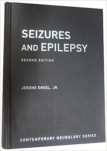 Seizures and Epilepsy (Contemporary Neurology Series