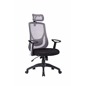 Kolina Ergonomic Mesh Office Chair - Grey