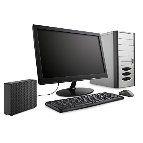 Seagate Expansion 8TB Desktop External Hard Drive USB 3.0 (STEB8000100) by Seagate (Image #5)