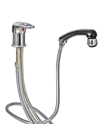 (Pibbs Italian Shampoo Hot & Cold Fixture Complete Set)