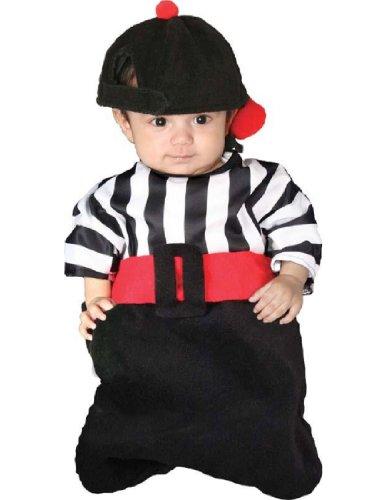 Bunti (Toddler Referee Costume Boy)