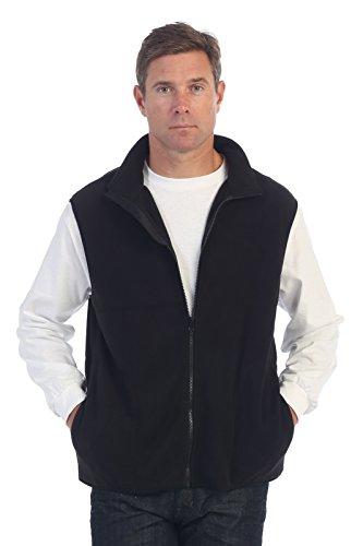 Buy mens fleece vest