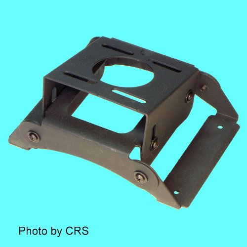 Radio Mount (HUMP MOUNT Bracket for CB / Ham Radio on Floor Etc. - Workman HUM1)