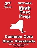 New York 3rd Grade Math Test Prep, Teachers Treasures, 1500198064