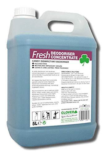 Klaver Deodoriser Concentraat – Luchtverfrisser – 5L