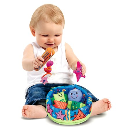 Melissa and Doug K's Kids Fish and Count Learning Game, Baby & Kids Zone