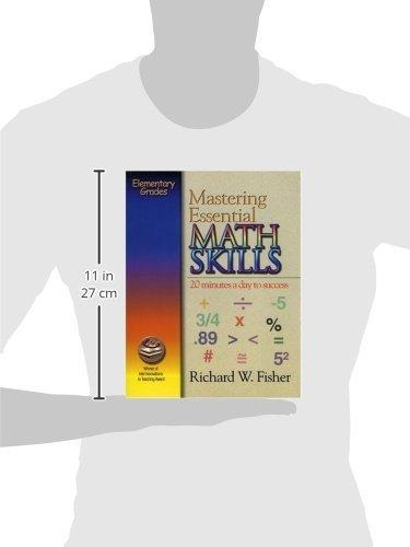 Amazon.com: Mastering Essential Math Skills (for Grades 4-5 ...