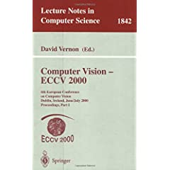 Computer Vision - ECCV 2000: 6th European Conference on Computer Vision Dublin, Ireland, June 26 - July 1, 2000, Proceedings, Part II: Pt.2 David Vernon