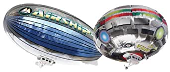 Megatech Mega - Blimp Combo with Lights Airship 1 and Ufo