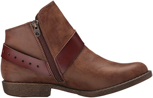 Women's Whiskey Pu Lonestar Ankle Adah Blowfish Bootie Pu Dyecut TwHdppq