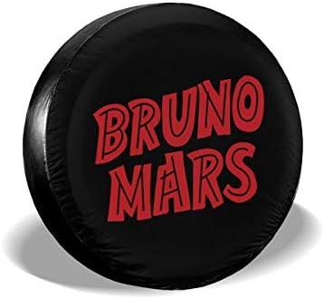 Brunno Mars へタイヤカバー タイヤカバー スペアタイヤカバー タイヤ袋 へタイヤバッグ タイヤトート へタイヤ ホイール 保管 タイヤ 収納 に便利 防紫外線 防塵 防水 厚手生地 劣化対策 長持ち