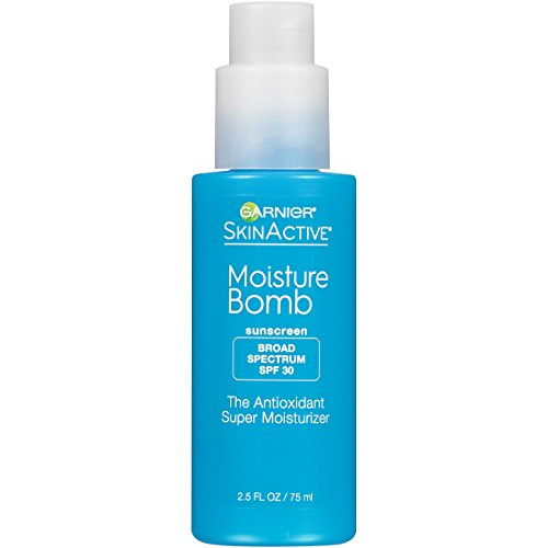 Garnier SkinActive SPF 30 Moisturizer with Hyaluronic Acid, 2.5 fl. oz. (Best Daytime Eye Cream 2019)