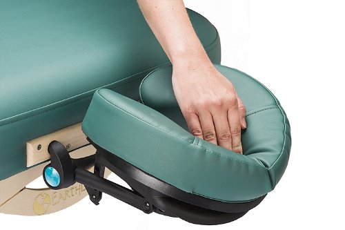 EARTHLITE Flex-Rest Flexible Massage Table Face Cradle - Platform with Face Pillow (Old Model)