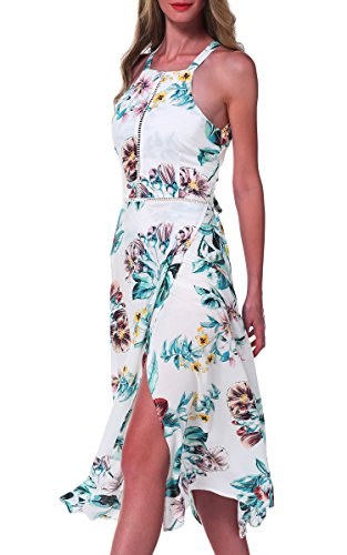 ARANEE Womens Button Floral Bohemian product image