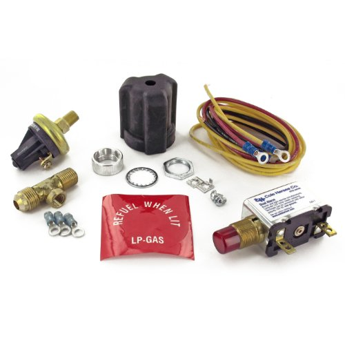 Intella 05106269 Low Fuel Indicator, Light and Buzzer Set...