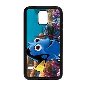Undersea Fish White Samsung Galaxy S5 case