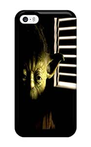 DanRobertse Scratch-free Phone Case For Iphone 5/5s- Retail Packaging - Star Wars Revenge Sith