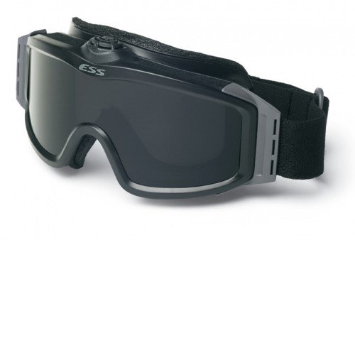ESS Eyewear Profile Turbofan Goggles, Black