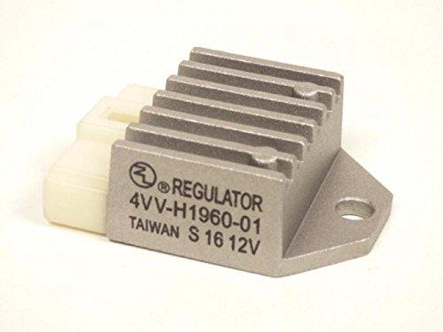 Regolatore raddrizzatore tensione 12/V Scooter Booster MBK 50/Rocket 1997/a 2002/nove