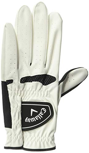 Callaway Men's Xtreme 365 Golf Gloves (Pack of 2), Large, Left Hand