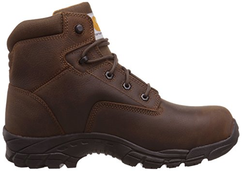 Men's Work Waterproof Composite Boot Brown Carhartt inch Toe Hiker 6 dqnv7v6