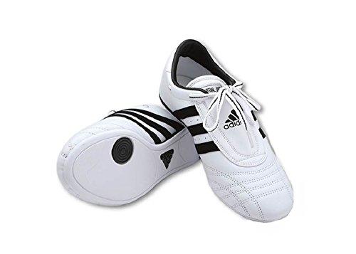 Scarpe Adidas Sm Ii Nere Con Strisce Bianche Taglia 11
