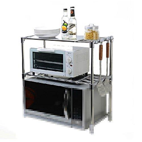 Estantería para microondas y utensilios: Amazon.es: Hogar