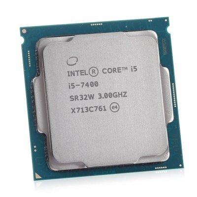 Intel Core i5 i5-7400 Quad-core (4 Core) 3 GHz Processor - Socket H4 LGA-1151OEM Pack