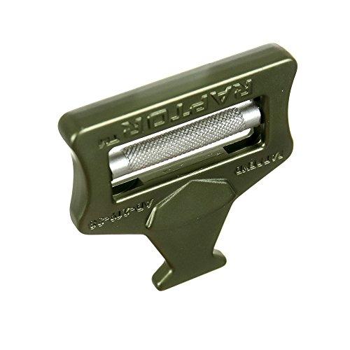 "Raptor I Neo 1.5"" Aluminium Quick Release Tactical Military Police Hosen Shooter Rigger Jagd Sport Gürtelschnalle Foliage Green"