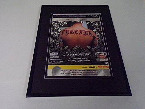 Sublime 2006 Framed 11x14 ORIGINAL Vintage Advertisement