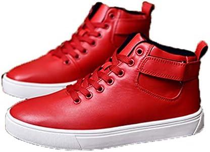 ハイカット サイドジップ スニーカー メンズ マーティンブーツ ワークブーツ メンズシューズ ハイカットスニーカー スケートボードシューズ デッキシューズ レースアップ ひも付き メンズシューズ 紳士靴