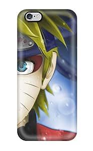 New Style ZippyDoritEduard Hard Case Cover For Iphone 6 Plus- Naruto Uzumakis(3D PC Soft Case)