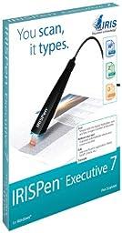 IRISPen Executive 7 USB-powered Digital Pen Scanner