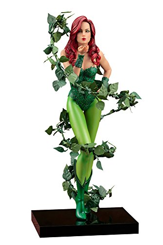 ARTFX + DC UNIVERSE Poison / Ivy 1/10 scale PVC painted finished product - Figure Statue Painted